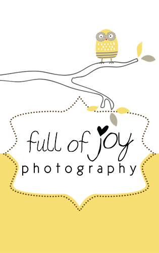 Full Of Joy Photography logo